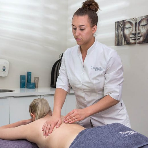 Thermen La Mer - Day Spa Almere - Rugmassage